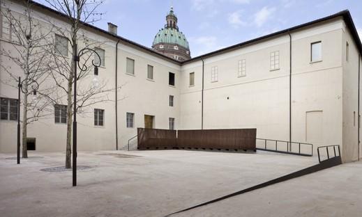 Neue Galerie und Kasematten / Neue Bastei gewinnt den International Piranesi Award 2019