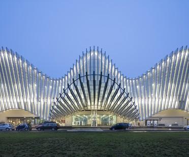 Ausstellung Santiago Calatrava Nella luce di Napoli