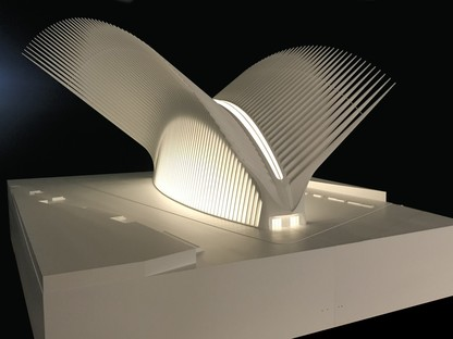 Photo © Santiago Calatrava Archive