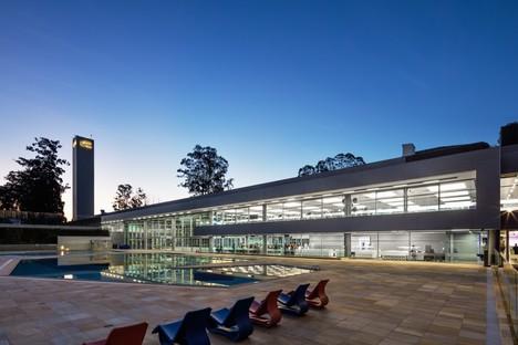 Dal Pian Arquitetos SESC Guarulhos Saõ Paulo, Brasilien