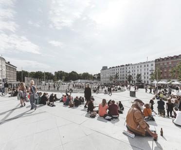 Ausstellung Cobe, Copenhagen Our Urban Living Room Aedes Architecture Forum Berlin