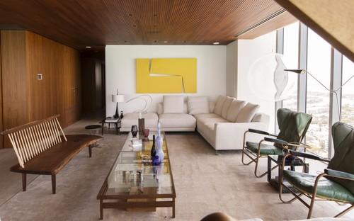 Fernanda Marques, Leichtigkeit und Raffinesse in einer Innenarchitektur in Miami