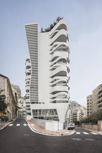 Le Stella ein urbanes Projekt in Monaco von Jean-Pierre Lott Architecte