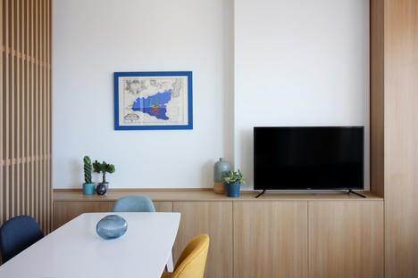 Pucciocollodoro Architetti Seaview Apartments, Innenarchitektur in Palermo