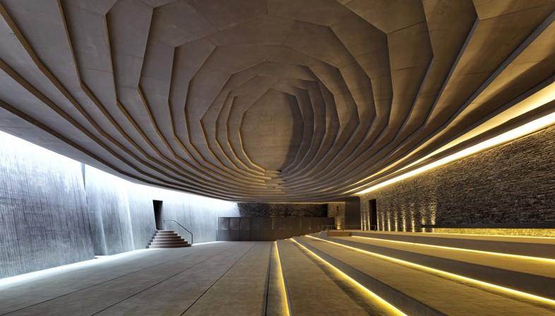 EAA Emre Arolat Architecture die Sancaklar-Moschee in Istanbul als Essenz eines religiösen Raums