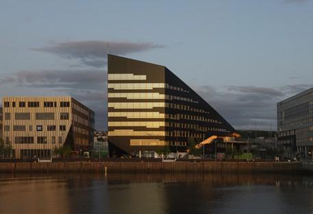 Snøhetta ein Energiegebäude im Norden der Welt,  Powerhouse Brattørkaia