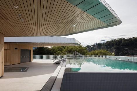 Berger+Parkkinen Associated Architects Paracelsus Bad & Kurhaus Salzburg