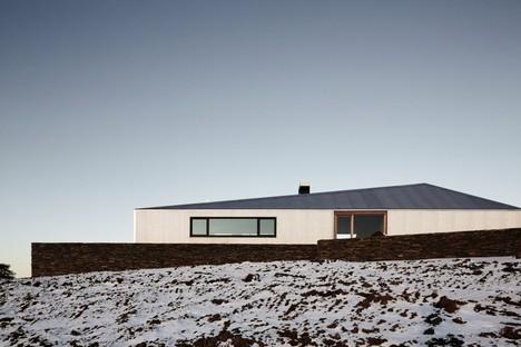 Ein Projekt am Ende der Welt, Estancia Morro Chico von RDR architectes in Argentinien