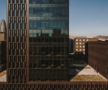 GCA Architects Platinum@BCN nachhaltige Büros in Barcelona