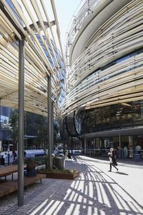 Kengo Kuma The Exchange ein neues Zentrum für Sydney
