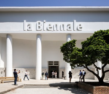 Neue Daten für die Internationale Architekturausstellung 2020 Biennale Venezia