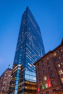 Nachruf auf Henry Cobb, der Architekt des John Hancock Tower von Boston