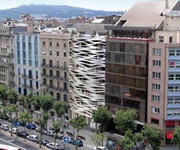 Suites Avenue, Barcelona - Toyo Ito