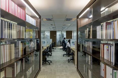 Reinach Mendonça Arquitetos Associados Büros mit Blick auf den Zuckerhut Rio de Janeiro