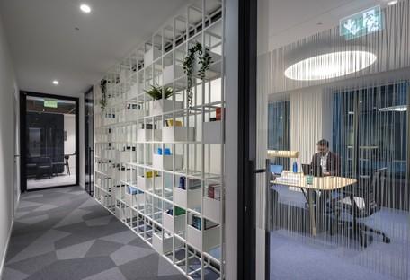 Lombardini22 und DEGW realisieren NOW den neuen Sitz von Oliver Wyman in Mailand