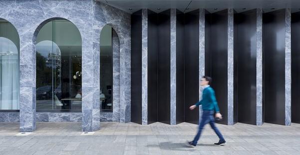 Italienisches Design im Rampenlicht in New York und in Cina mit Vudafieri-Saverino Partners