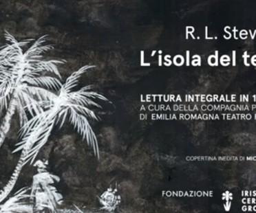 Iris Ceramica Group präsentiert Die Schatzinsel von Stevenson