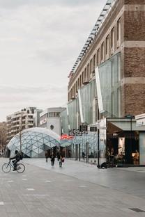 UNStudio 18 Septemberplein Sanierung eines historischen Gebäudes in Eindhoven
