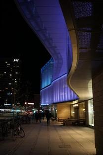 Pei Cobb Freed & Partners eine neue Architektur in den Gärten Kopenhagens Tivoli Hjørnet