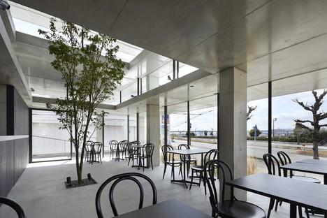 IGArchitects Café in Ujina Hiroshima