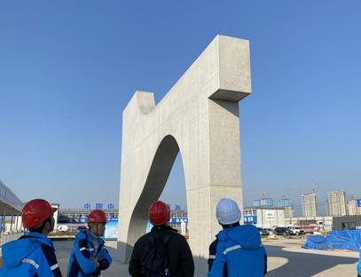 MAD Architects Architektur und Landschaft für den Quzhou Sports Park