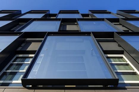 L22 Urban & Building von Lombardini22, neues urbanes Image für das Gebäude Sarca 222
