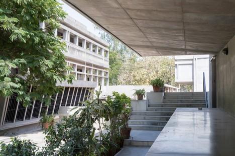 Ausstellung Balkrishna Doshi Architektur für den Menschen - Architekturzentrum Wien