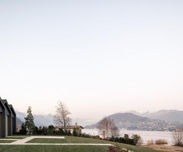 Lissoni & Partners Architektur, Natur und Industrie am See - Fantini Headquarters in Pella