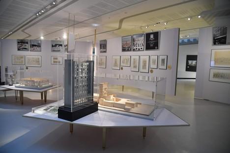 Gio Ponti Amare l'architettura im Maxxi und die anderen Ausstellungen sind wieder offen