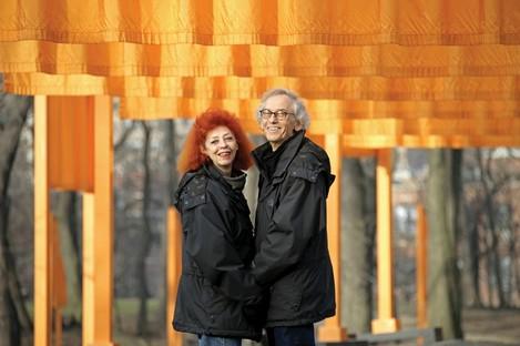 Nachruf auf den Künstler Christo, Pionier der Land Art