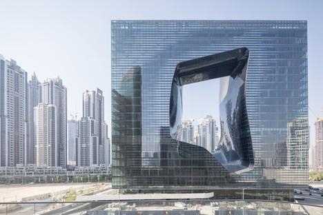 Zaha Hadid Architects ME Dubai Hotel und The Opus in Dubai