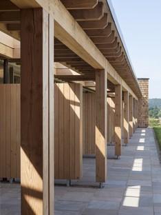KKE Architects Erweiterung des St David's Hospice Newport