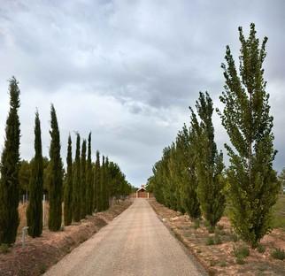 Ramón Esteve Estudio Refugio en la Viña in Fontanars Spanien