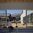 Yamazaki Kentaro Design Workshop Eine Terrasse in der Stadt Hayama House