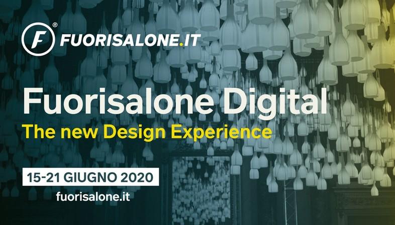 Eine vollständig digitale Veranstaltung für die Milano Design Week Fuorisalone Digital