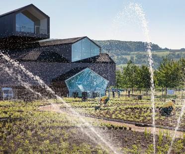 Piet Oudolf gestaltet den Perennial Garden des Vitra Campus in Weil am Rhein