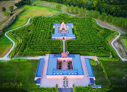 Labirinto della Masone Gespräche über Grün, Landschaft... und Architektur
