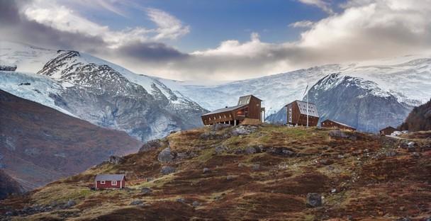 Ausstellung im Aedes Architecture Forum: Arctic Nordic Alpine – Im Dialog mit der Landschaft. Snøhetta