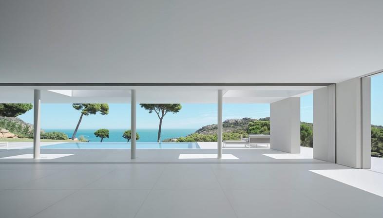 Wohnen vor dem Mittelmeer Costa Brava House von Mathieson Architects