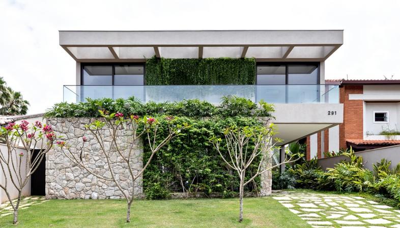 Rua 141 & Zalc Arquitetura Casa NK ein Haus zum Abschalten an der Küste von São Paulo