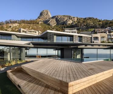 Forte Architetti Wohnanlage Arcadia und die Landschaft von Kapstadt