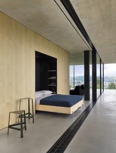 Federico Delrosso Teca House ein transparentes Refugium inmitten der Natur