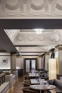 Lissoni Casal Ribeiro Interior Design Hotel Café Royal London