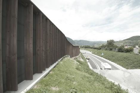 MoDusArchitects Mobilität Architektur und Landschaft bei einem Infrastrukturprojek