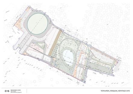 C+S Architects Stadterneuerung der ehemaligen königlichen Stallungen von Tervuren