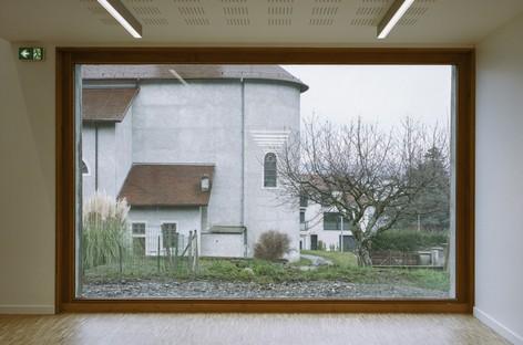 ateliers o-s architectes Erweiterung des Schuldgebäudes in Lugrin