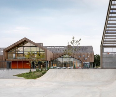 CF Møller Architects The Heart in Ikast gewinnt den Civic Trust Awards
