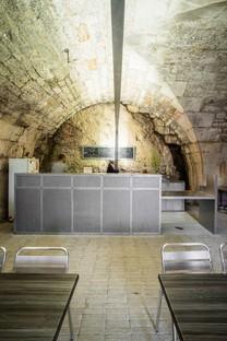 atelierpng saniert das Fort L'Écluse in Léaz