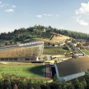 Korean National Football Centre von Seoul wird von UNStudio realisiert