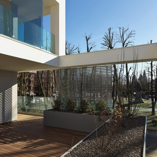 delboca&PARTNERS Haus am Park Fidenza